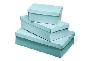 Acid-free boxes