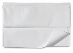 Unbuffered Acid-Free Tissue Paper