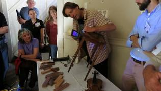 Association for Preservation Technology Historic Finishes Workshop at CU Denver