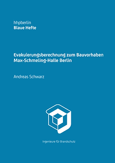 Evakuierungsberechnung zum Bauvorhaben Max-Schmeling-Halle Berlin