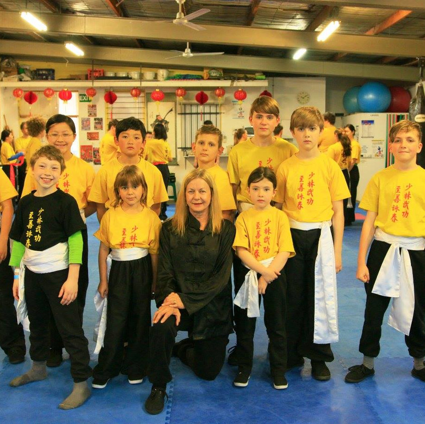 Jee Shin Wing Chun Grading Day #2