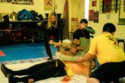 Iron Shirt - Wing Chun Bendigo
