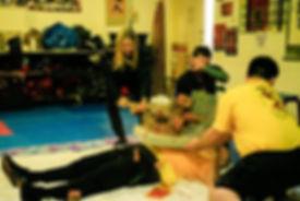 Shaolin Iron Body training - Jee Shin Wing Chun Bendigo