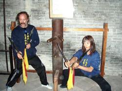 Wing Chun Bendigo Master instructors