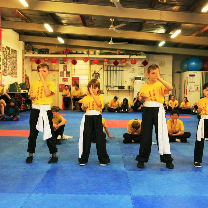Jee Shin Wing Chun Grading Day #4