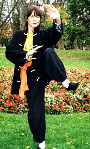 Sifu Linda Baniecki - Jee Shin Wing Chun Bendigo