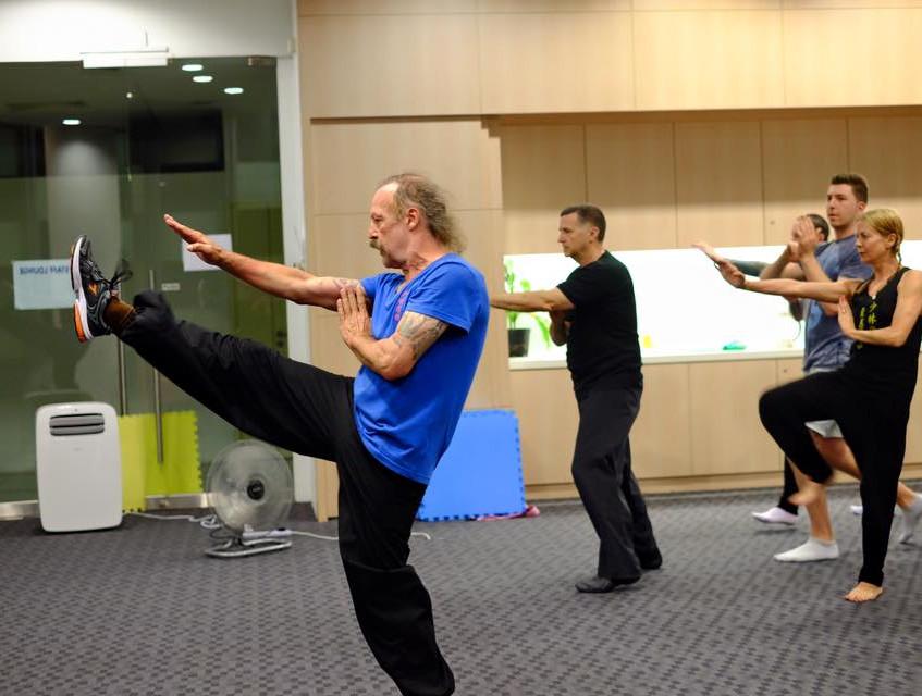 Singapore Wing Chun visit