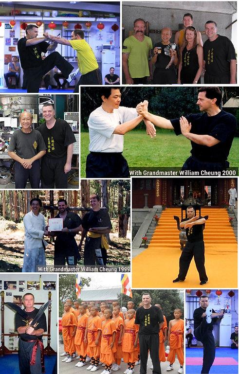 Sibak Paul McCarthy is the instructor for Wing Chun Kung Fu in Bendigo
