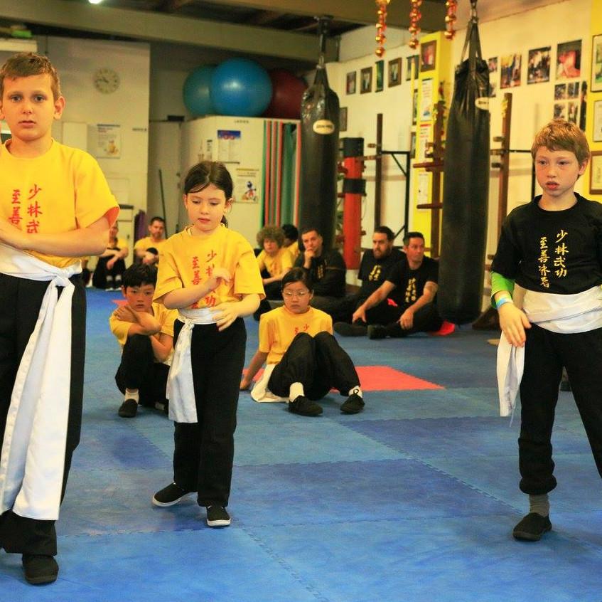 Jee Shin Wing Chun Grading Day #10