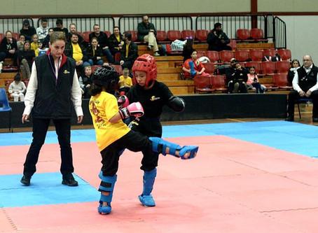 2019 Victorian Kung Fu Wushu Championships