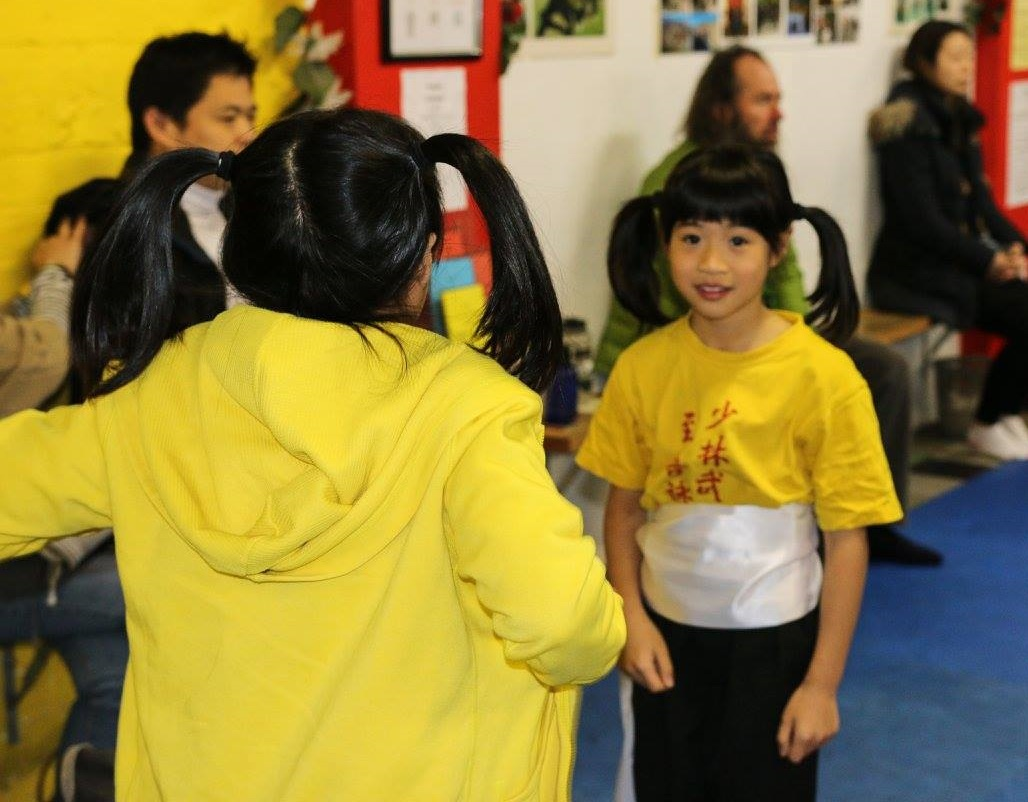 Wing Chun students - Greensborough