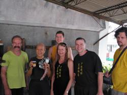 With GM Lo Man Kam