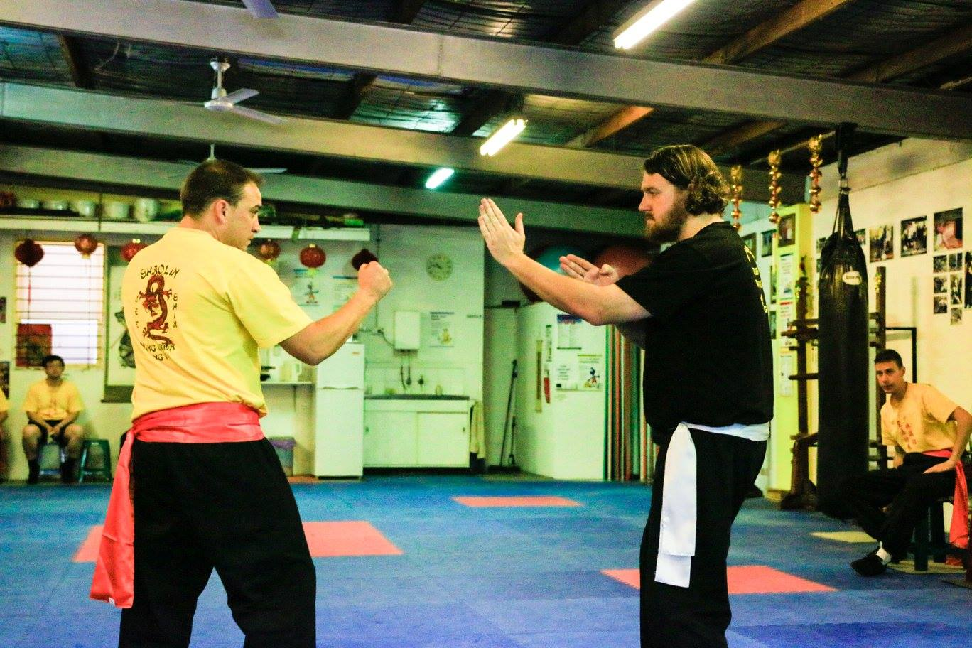 Wing Chun Kung Fu Bendigo gradings