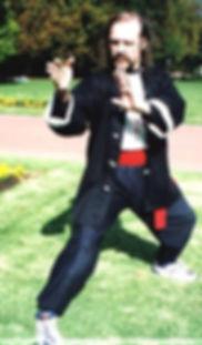 Sifu Garry Baniecki - Wing Chun Kung Fu Bendigo