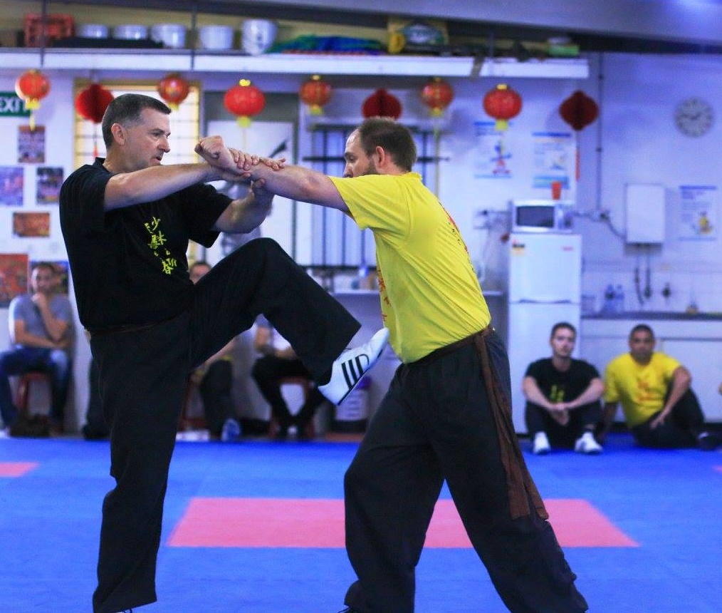 Paul McCarthy of Wing Chun Kung Fu