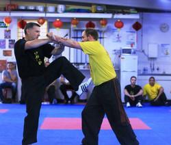 Paul McCarthy of Wing Chun Kung Fu