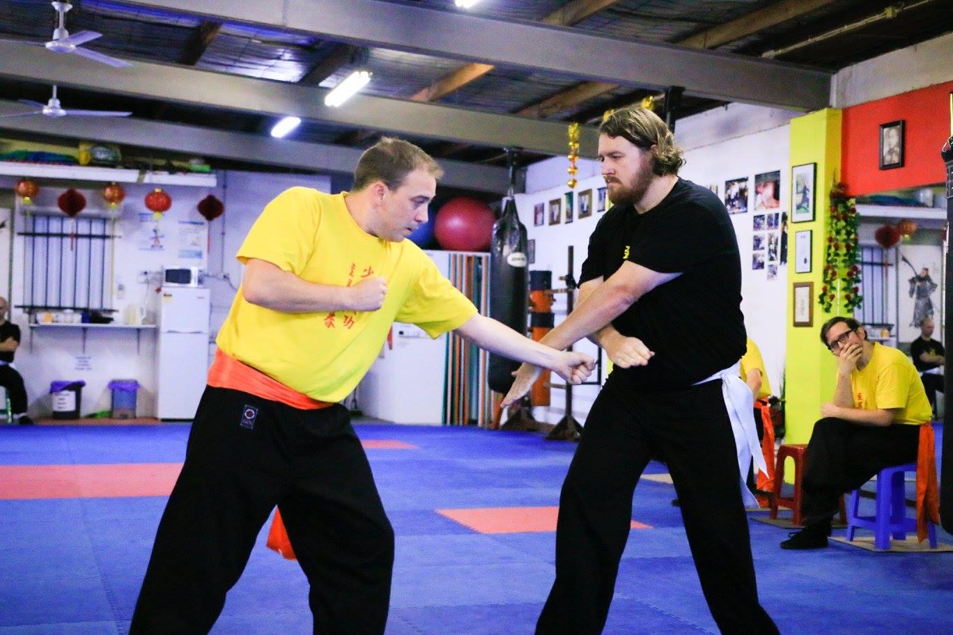 Grading - Bendigo Wing Chun students