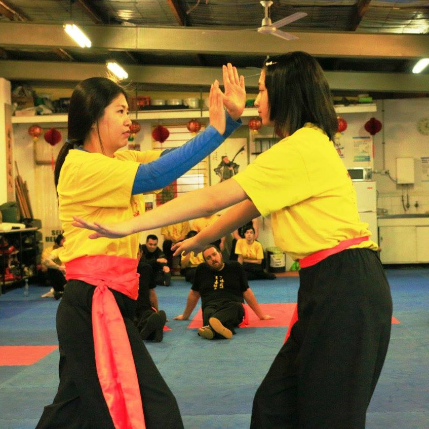 Jee Shin Wing Chun Grading Day #15