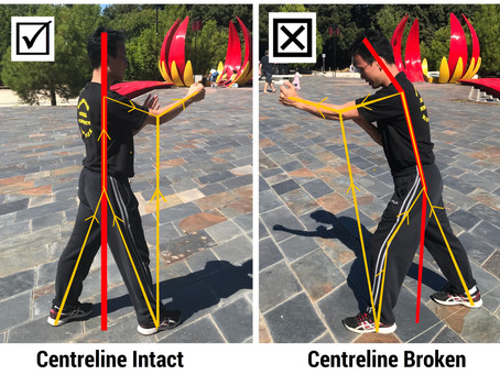 Importance of CENTRELINE to Striking ..