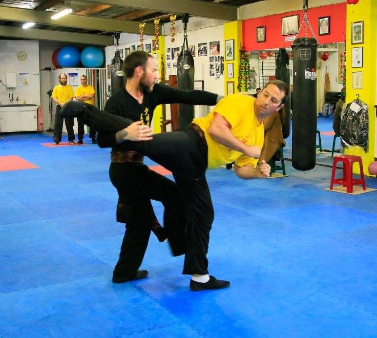 Senior Shaolin Jee Shin Wing Chun