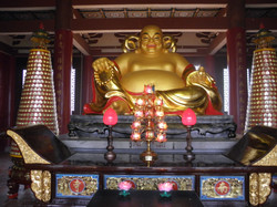The Great Buddha _ the Southern Shaolin Temple