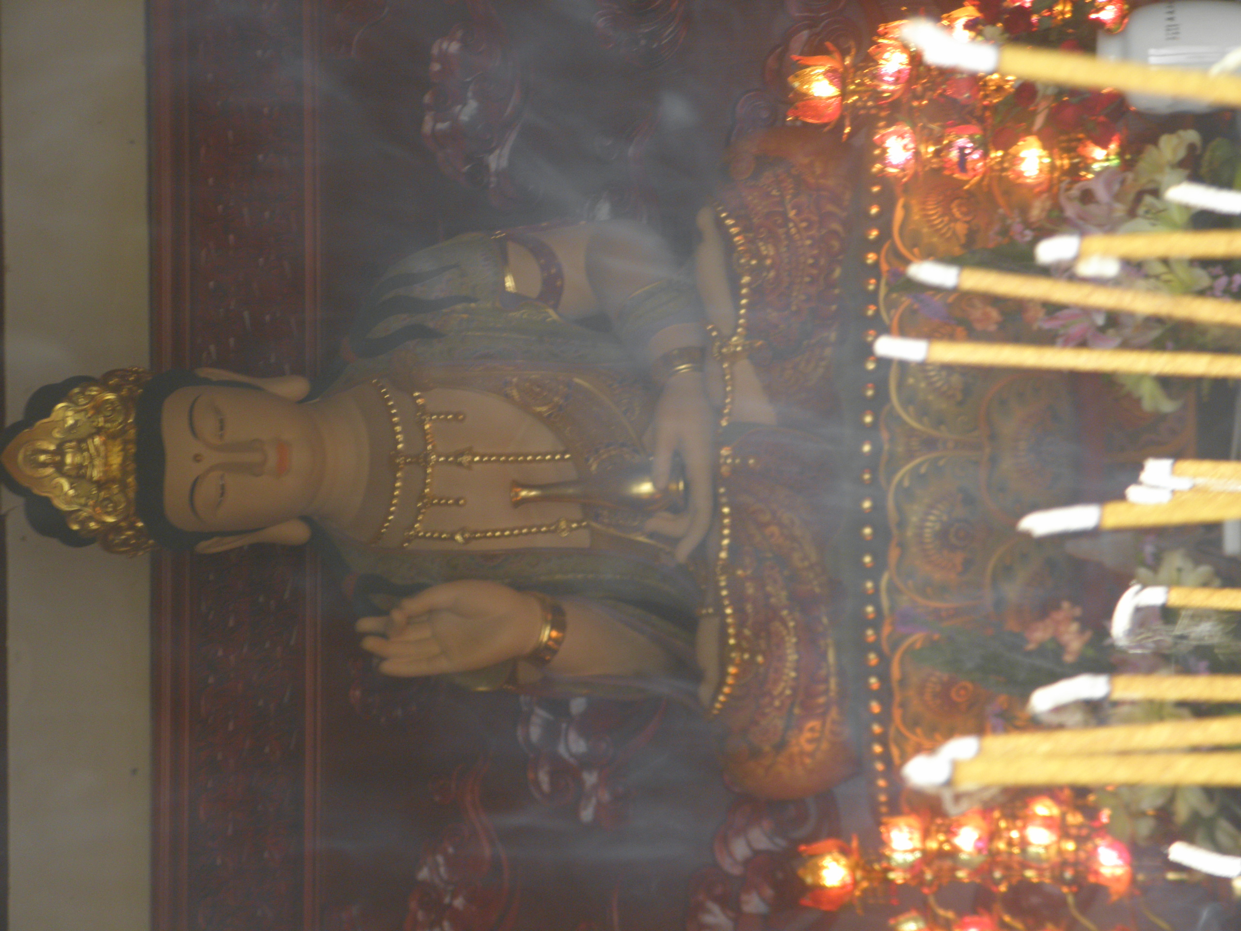 One of the Buddhas _ The Southern Shaolin Temple