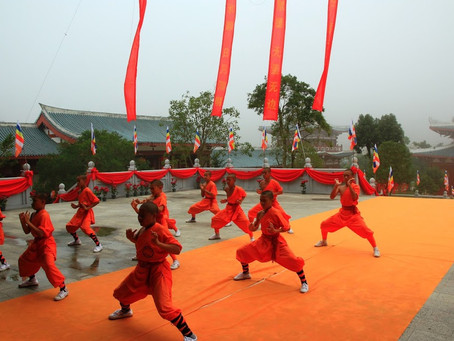 Visit to Southern Shaolin Temple -Putian