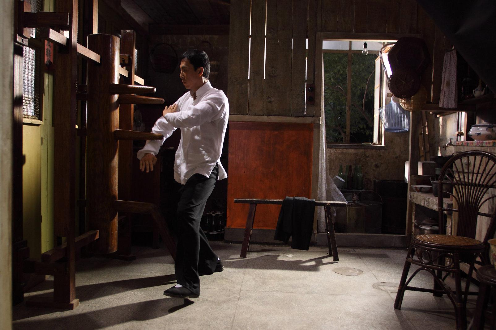 Jee Shin Wing Chun Bendigo Wooden Dummy