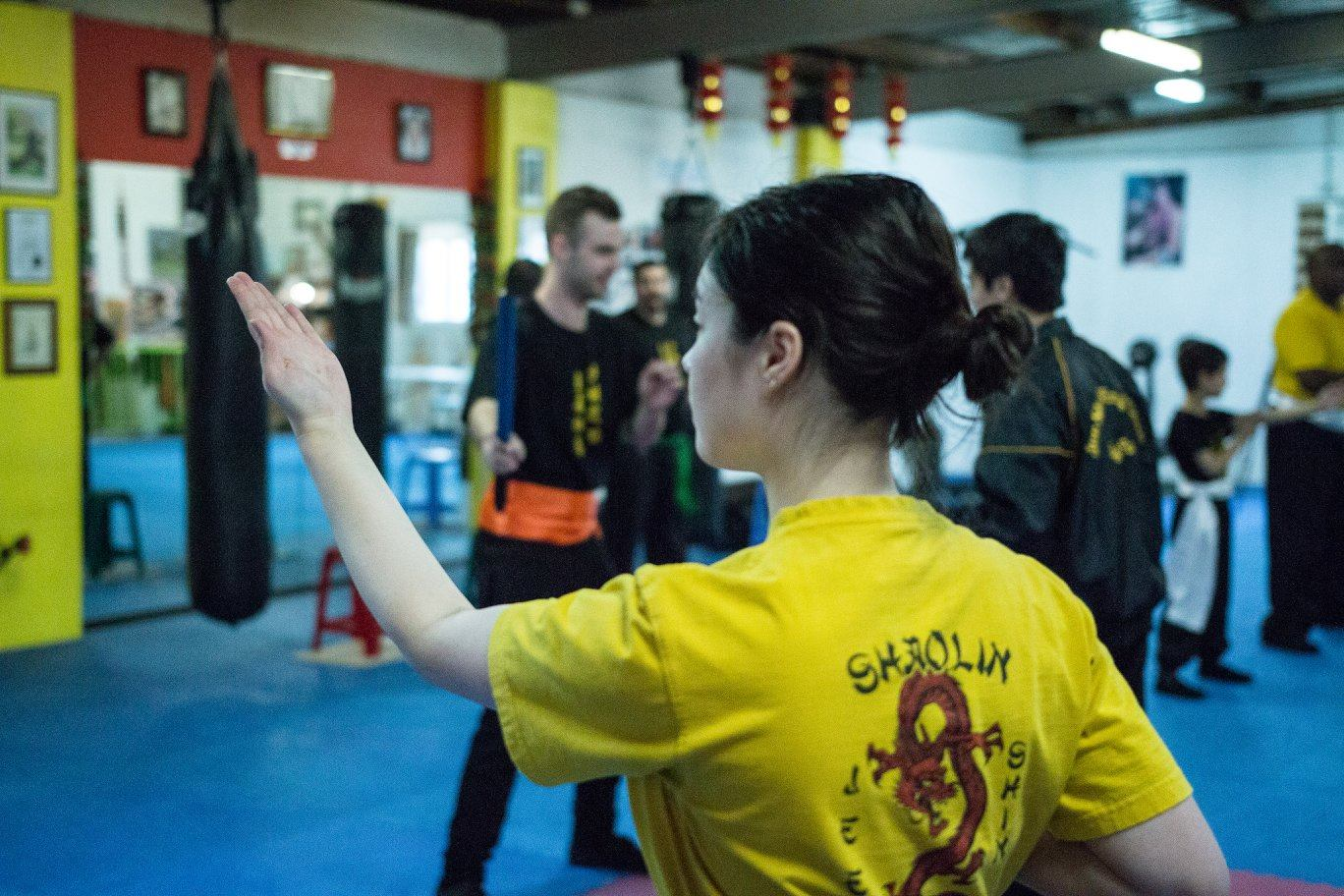 Wing Chun - created by female