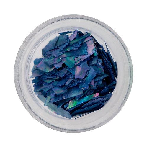 INLAY SHELL SHEETS BLUE