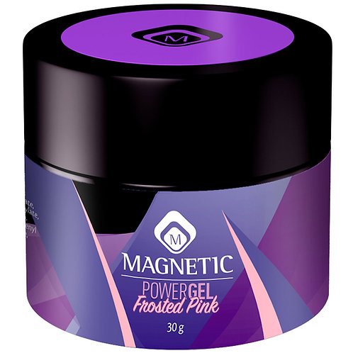 POWER GEL FROSTED PINK 30g