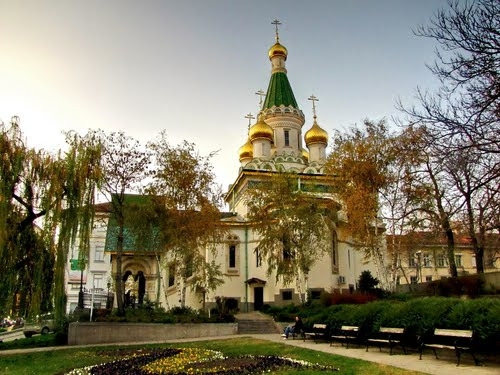"Russian Church ""Sveti Nikolay Mirlikiiski"""