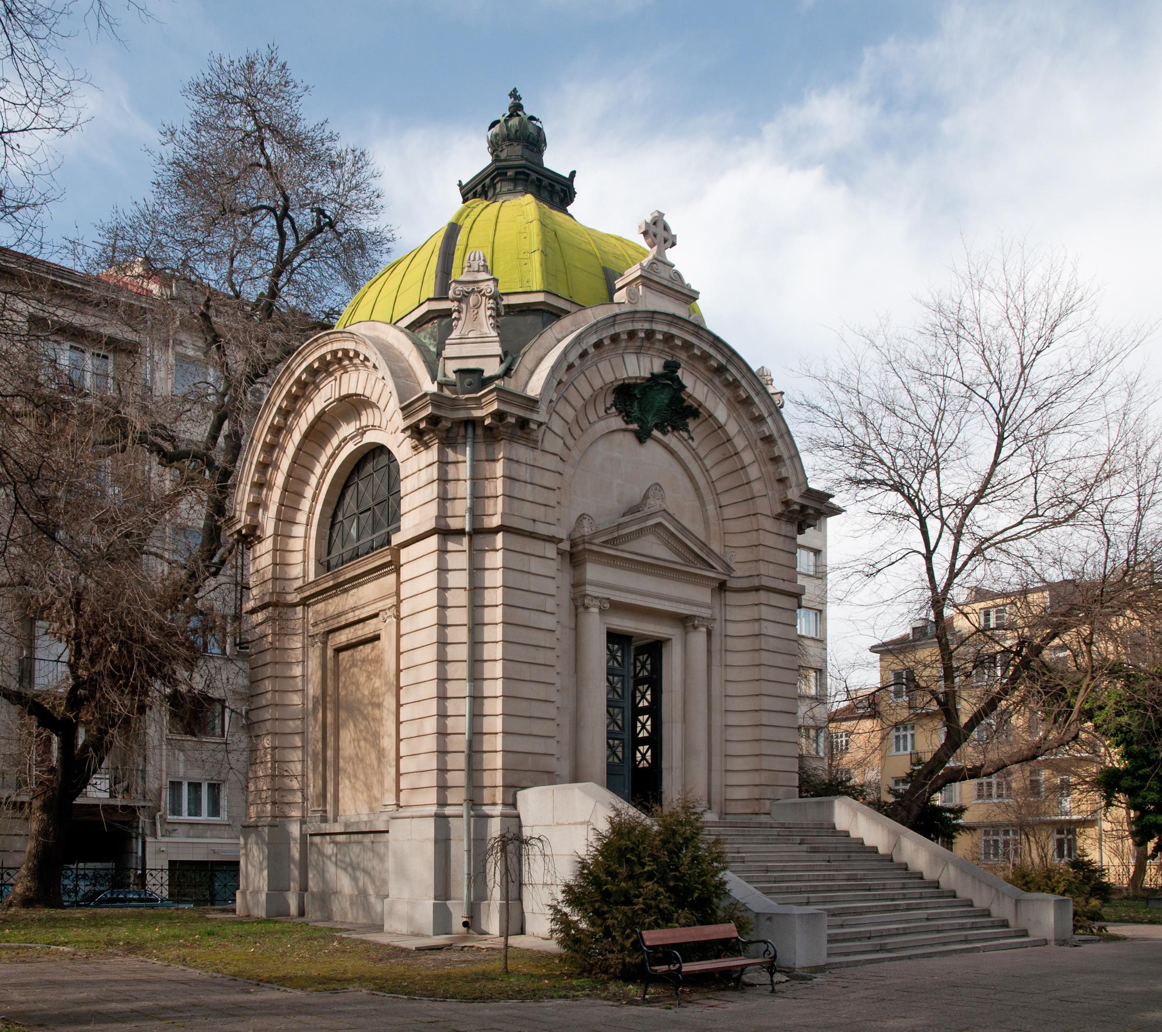 Battenberg Mausoleum