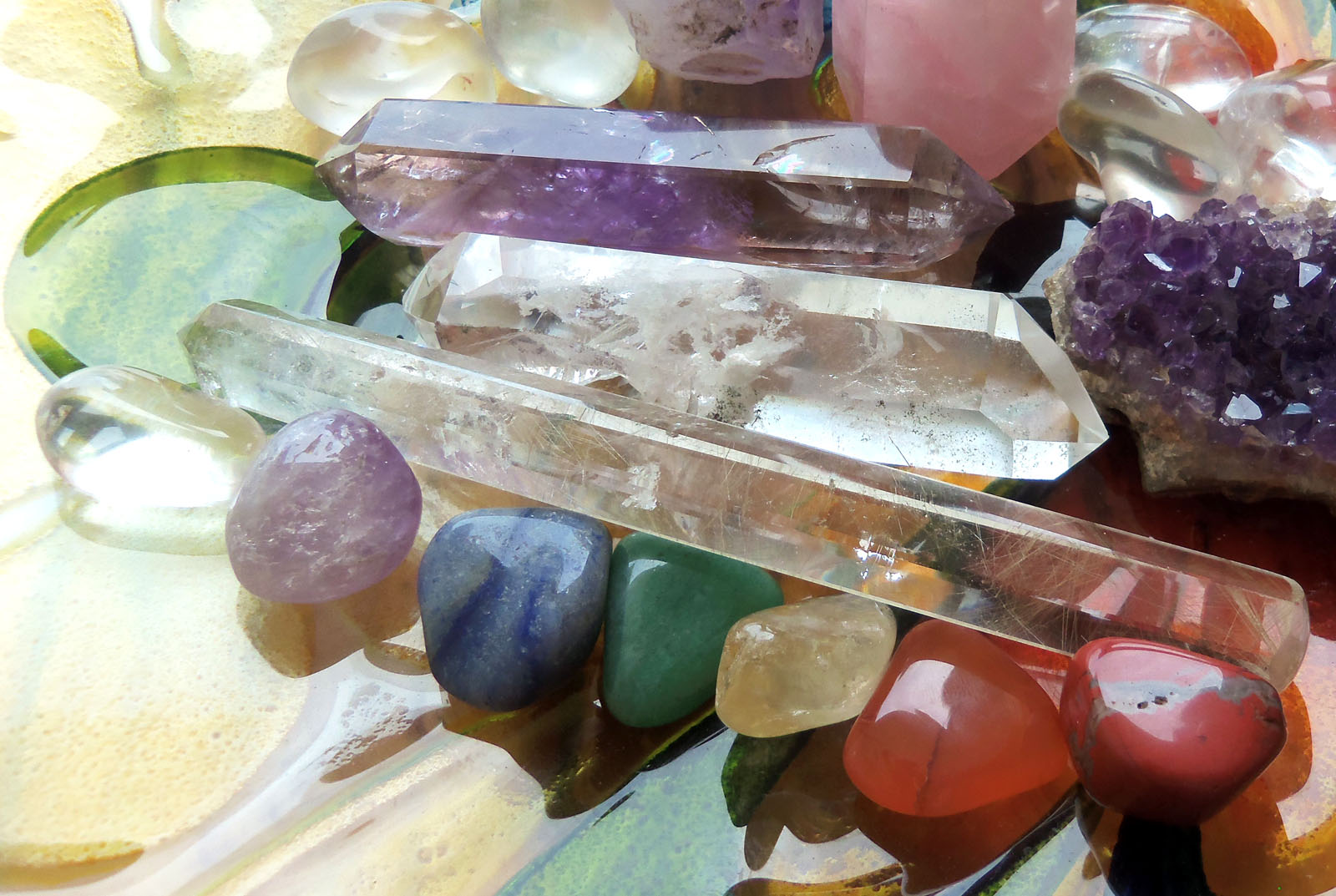 3Crystal Therapy Healing