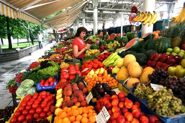 Woman's market