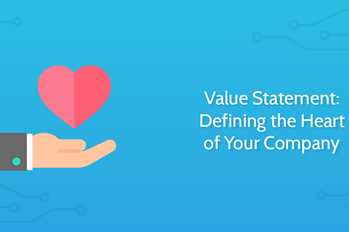 How to sell your company's values