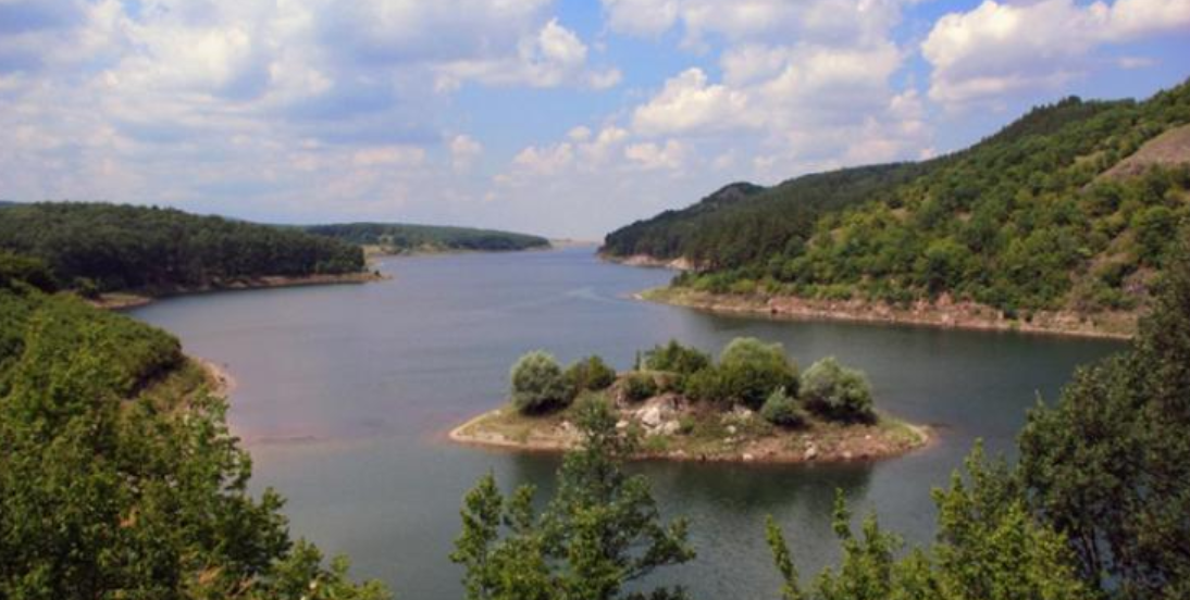 Ognyanovo Dam