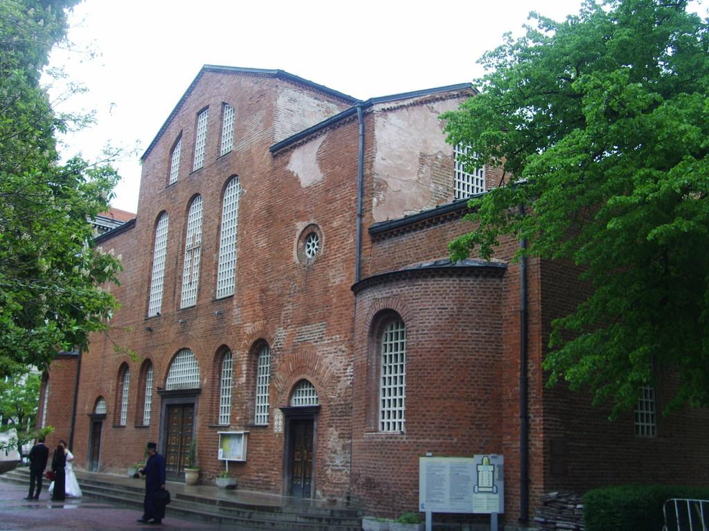 Saint Sophia Church, Sofia