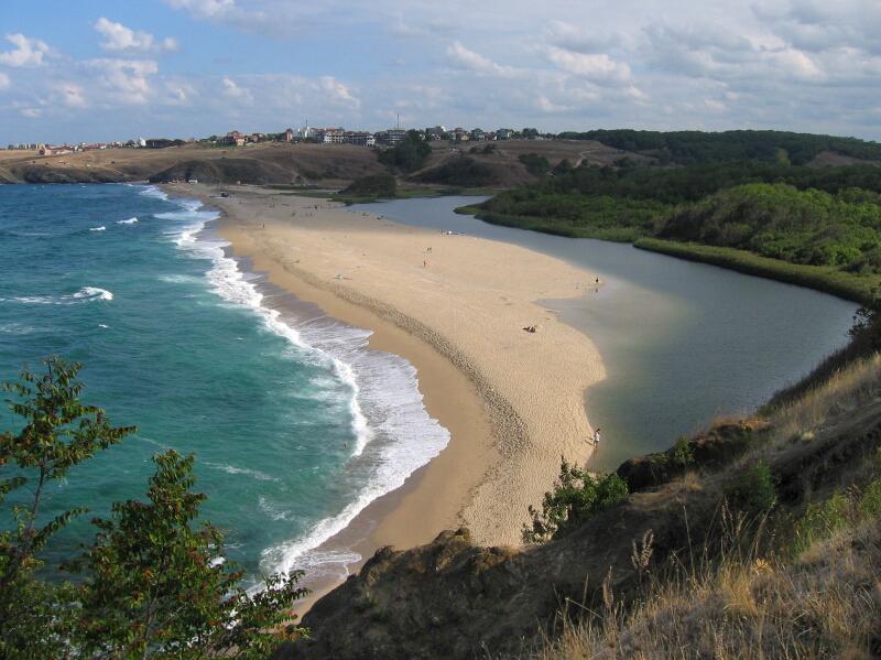 Veleka Beach, Sinemoretz