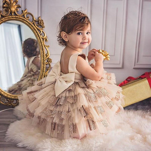 Angel Princess Formal Tutu Dress