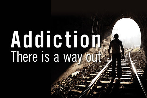 Deal with addiction