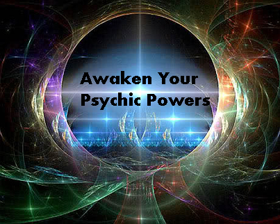 33Develop psychic powers