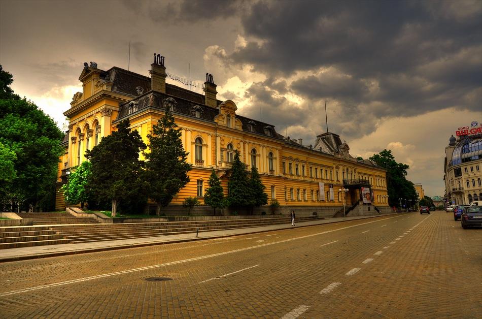Battenberg Palace Sofia