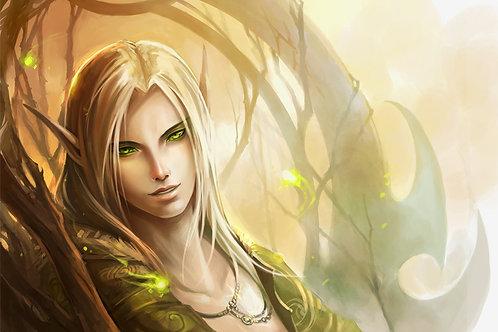 Elf Healing