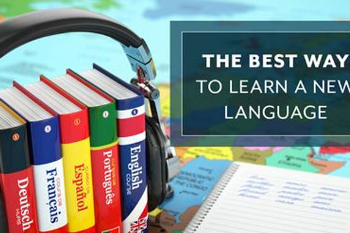 Ability to learn a new language