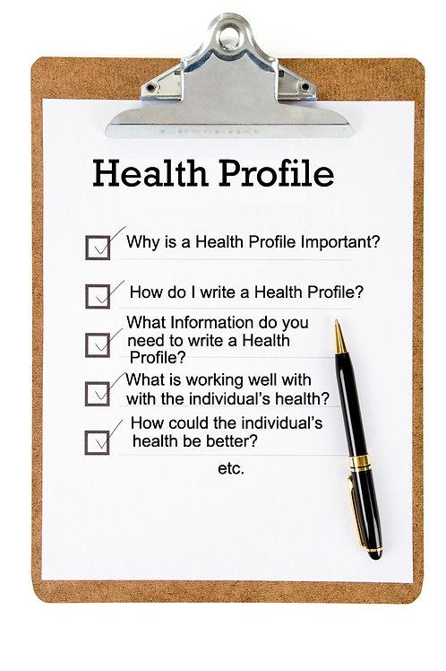 Healthy profile