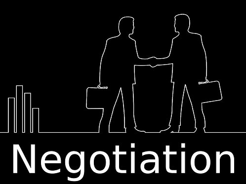 Learn negotiation skills