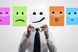 Developing a business personality