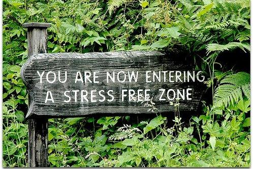 Lowering stress