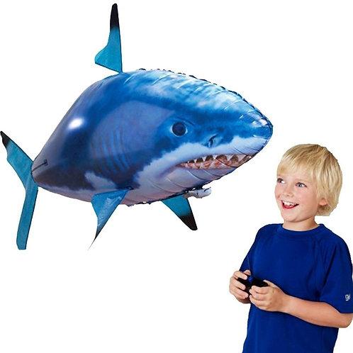 Remote Control Shark Toys Air Swimming Fish